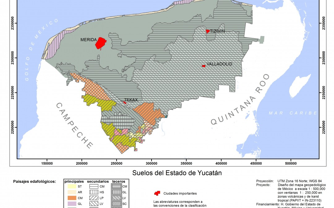 The update soil maps in the world: the case of the state of Yucatan on spain on world map, niger river on world map, puerto rico on world map, nunavut on world map, chihuahua on world map, buenos aires on world map, northwest territories on world map, mato grosso on world map, sao paulo on world map, france on world map, andes mountains on world map, mayan ruins on world map, amazon river on world map, peru on world map, panama on world map, nebraska on world map, playa del carmen on world map, alps on world map, nile river on world map, norfolk on world map,