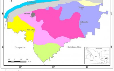 Quality of groundwater for irrigation in Yucatán, México
